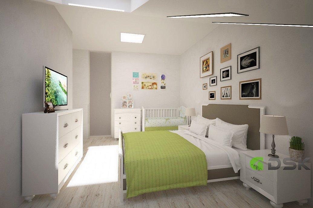 Дизайн проект двухэтажного дома из газобетона 240 кв.м.