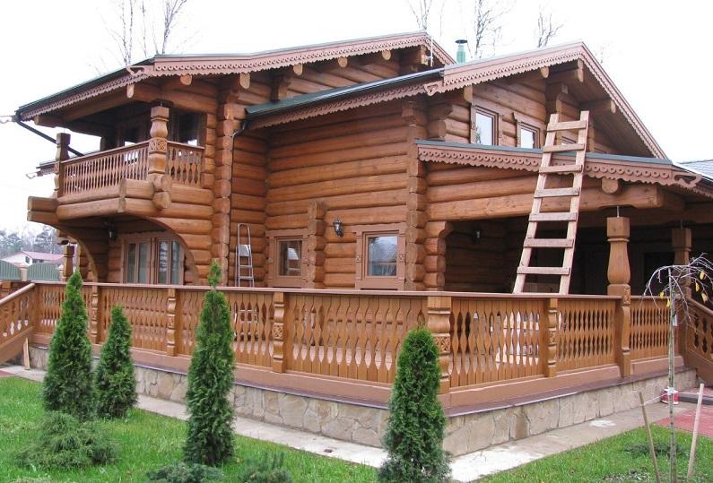 фото построенного дома компанией DSK
