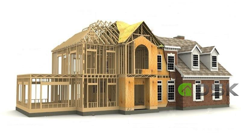 проектирование каркасных домов и коттеджей