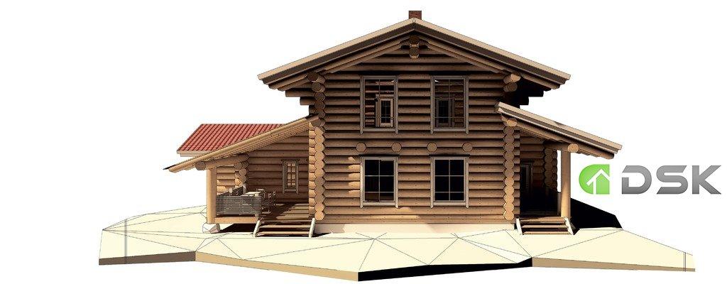 проектирование рубленных домов и коттеджей