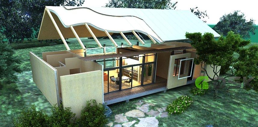проектирование домов и коттеджей по сип технологии