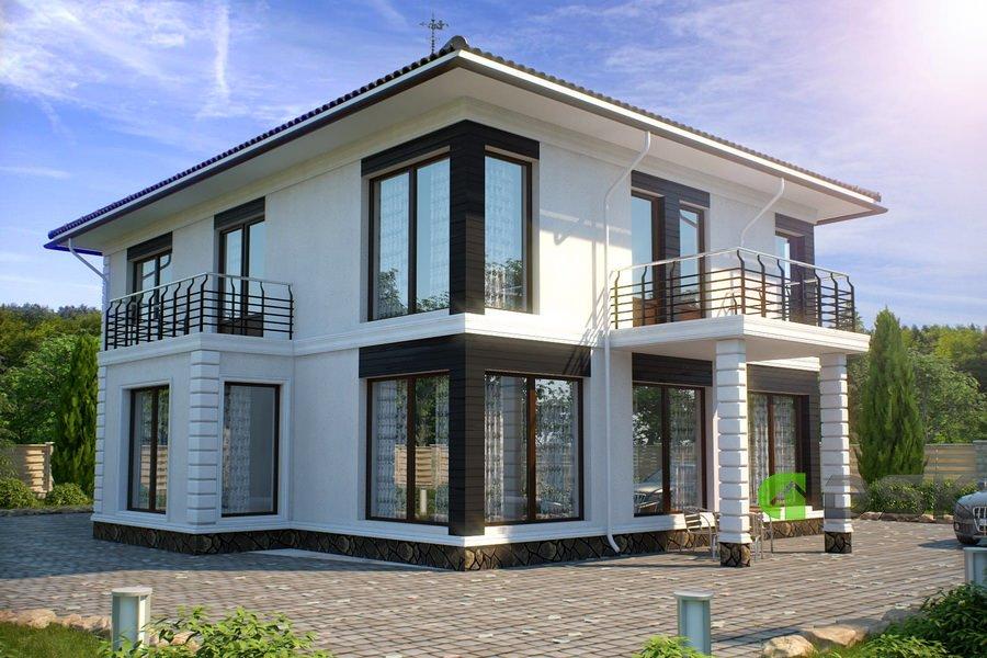 проектирование монолитных домов